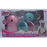 Кухонный набор посуды для детской столовой, S070B, фото