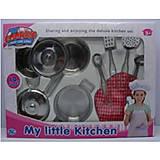 Кухонный набор посуды для маленьких поваров , S060