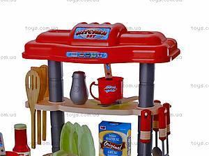 Кухонный набор с музыкальными эффектами, WD-B15, игрушки
