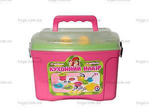 Кухонный набор в чемоданчике «Технок», 2407, купить