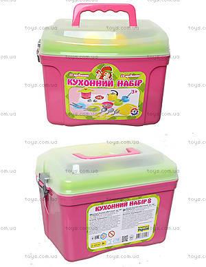 Кухонный набор в чемоданчике «Технок», 2407