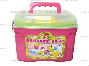 Кухонный набор в чемоданчике «Технок», 2407, цена