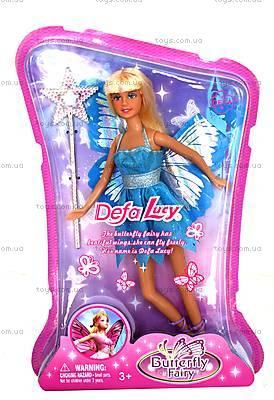 Кукла «Бабочка-волшебница», 8120, фото