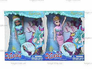 Кукла-русалка Narissa в коробке, плавает, 4444, отзывы