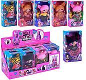 """Кукла 17см """"Nа Nа Nа Surprise"""" в ассортименте, 3363-16, магазин игрушек"""