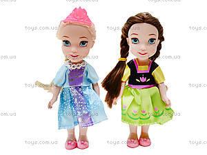 Набор кукол «Холодное сердце», 603A, магазин игрушек
