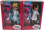 Кукла 2 вида, с набором доктора, 89008, фото