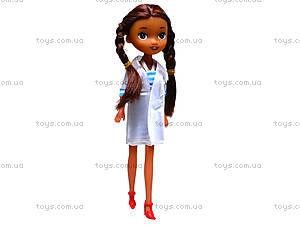 Детская кукла «Доктор Плюшева», 2047-14, цена