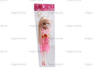 Красивая кукла для девочки, 2047-54, игрушки