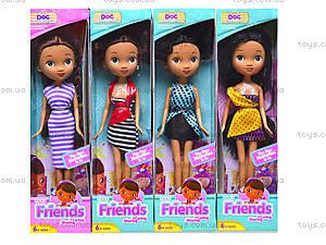 Кукла «Доктор Плюшева», 5009AB, игрушки