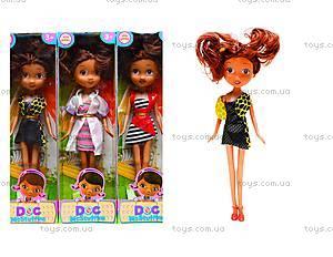 Кукла из мультика «Доктор Плюшева», 6630A