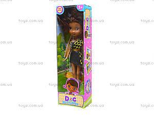 Кукла из мультика «Доктор Плюшева», 6630A, цена