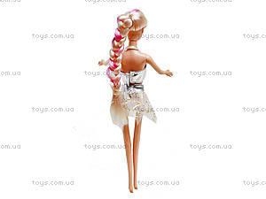 Детская кукла-русалка с аксессуарами, 6051, отзывы