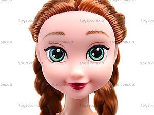 Музыкальная кукла «Холодное сердце», W155B, фото