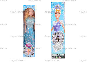 Кукла серии «Сказочная принцесса» 6 видов, 8819