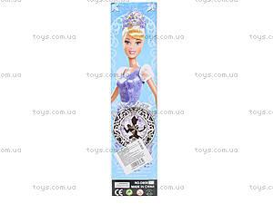 Кукла серии «Сказочная принцесса» 6 видов, 8819, фото