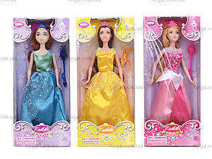 Игрушечная кукла «Принцесса из сказки», BLD044-4, цена