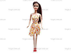 Детская кукла «Милая подружка», 2011-30, детские игрушки