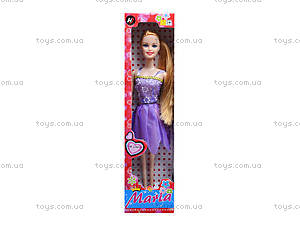 Детская кукла «Милая подружка», 2011-30, магазин игрушек