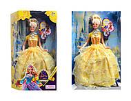 Кукла типа Барби в красивом платье, ZQ20223-02-05, фото