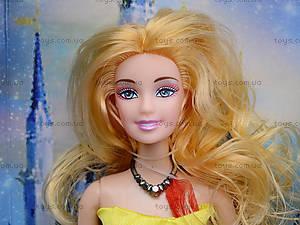 Детская кукла «Моя принцесса», ZQ20223-0809, фото