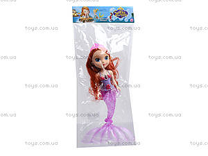 Детская куколка «Русалка», 811D, цена