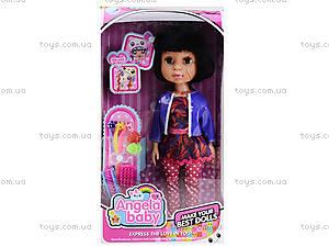 Кукла с аксессуарами Angela, 1402N, отзывы