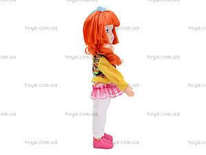 Детская кукла Angela с заколками, 1403N, купить