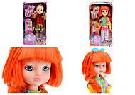 Детская кукла Angela с заколками, 1403N, отзывы