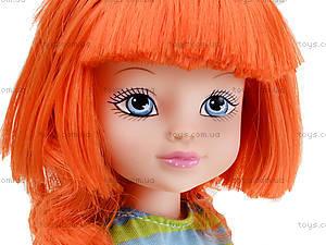 Детская кукла Angela с заколками, 1403N, цена