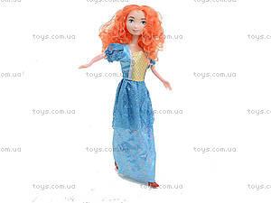 Детская кукла «Сказочная принцесса», BQ851, фото