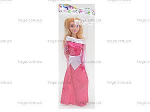 Детская кукла «Сказочная принцесса», BQ851, отзывы