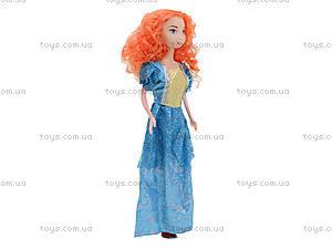 Детская кукла «Сказочная принцесса», BQ851, игрушки