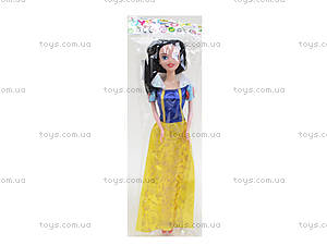 Детская кукла «Сказочная принцесса», BQ851, детские игрушки