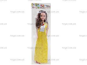 Детская кукла «Сказочная принцесса», BQ851, магазин игрушек