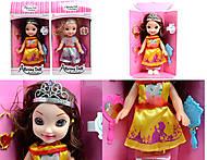 Кукла - принцесса, 3 вида, в коробке, XD10-235, детские игрушки