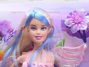 Детская кукла «Фея», 33001, детские игрушки