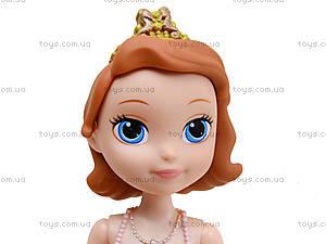 Кукла-русалка со световыми эффектами, KQ024-CD, игрушки