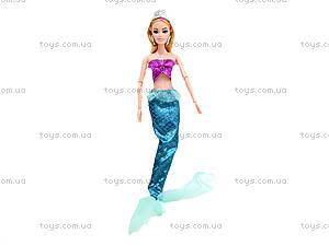 Кукла-русалка с набором украшений, 212B, купить