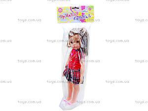 Детская игровая большая кукла, 5428B, фото