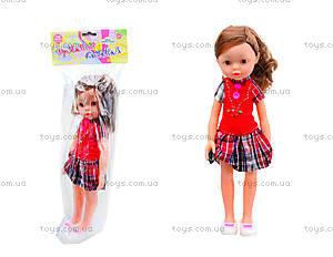 Детская игровая большая кукла, 5428B