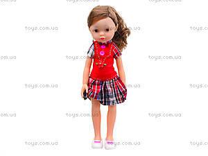 Детская игровая большая кукла, 5428B, игрушки
