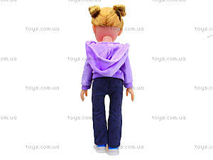 Большая кукла для детей, 5429B, купить