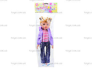 Большая кукла для детей, 5429B, отзывы