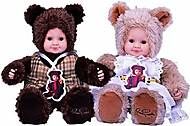 Кукла Anne Geddes «Мишутка», 525211