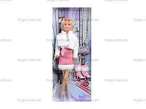 Кукла в розовом платье «Городской стиль», 35068, отзывы