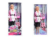 Кукла детская с косичками «Городской стиль», 35069, фото