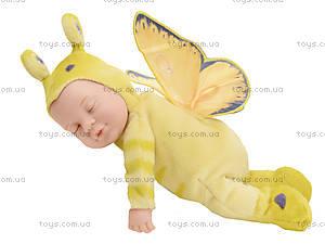 Кукла-бабочка Anne Geddes, ярко-зеленая, 579117-AG, купить
