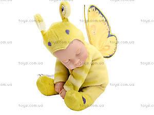 Кукла-бабочка Anne Geddes, ярко-зеленая, 579117-AG, цена