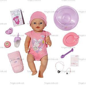 Кукла Baby Born  «Очаровательная малышка», 819197